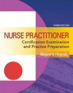 Nurse Practitioner Certification Examination and Practice Preparation by Margaret Fitzgerald